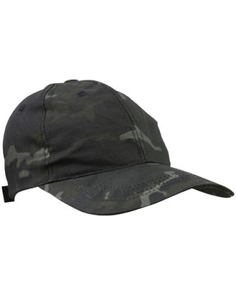 Adults Baseball Cap - BTP Black
