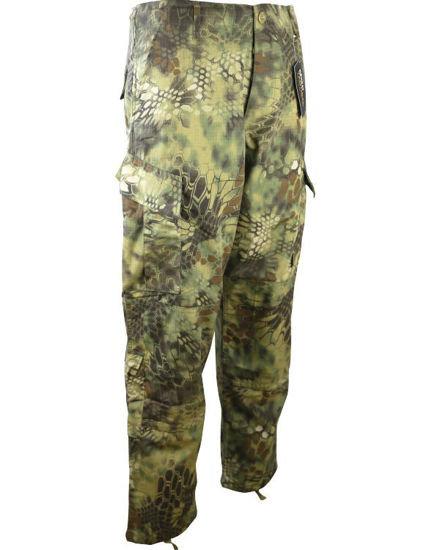 Assault Trousers - ACU Style - Raptor Kam - Jungle tactical