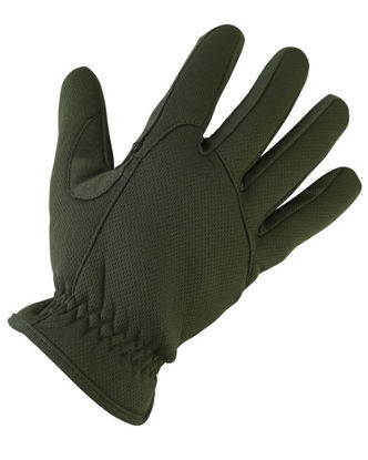 Delta Fast Gloves - Olive Green