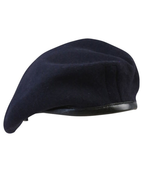 Beret Navy Blue british army