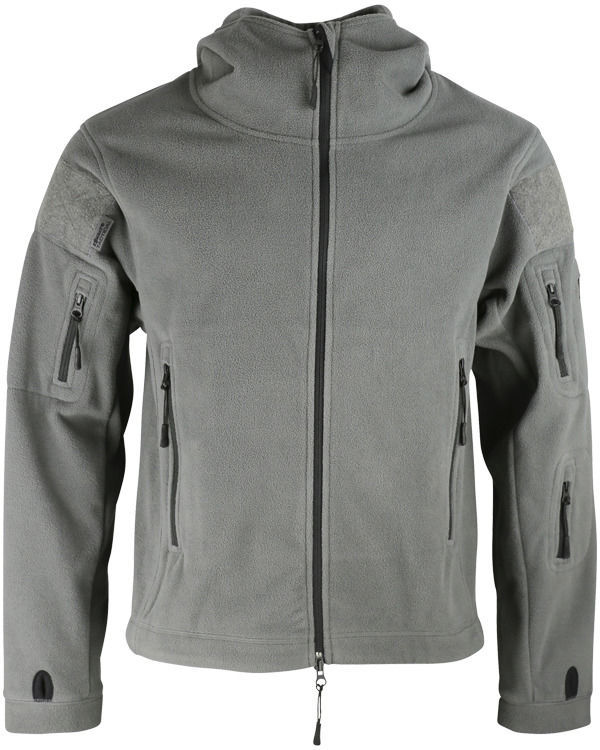 Recon Tactical Hoodie - Gun Metal Grey