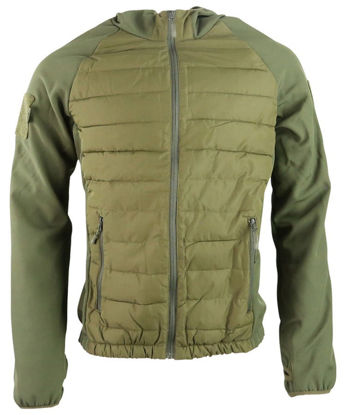 Venom Tactical Jacket - Olive Green