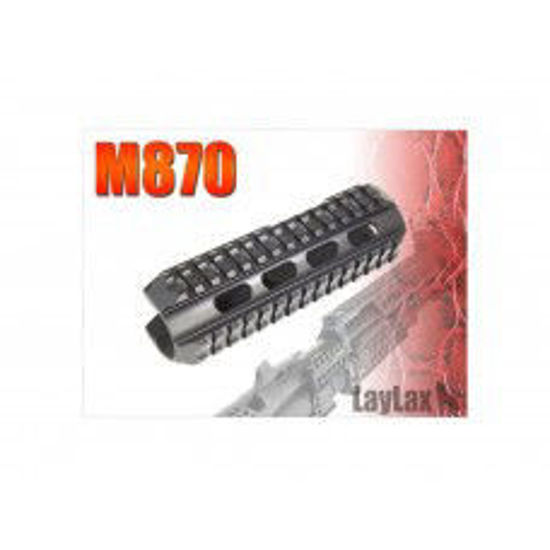 Layax Nitro M870 Rail fore-end