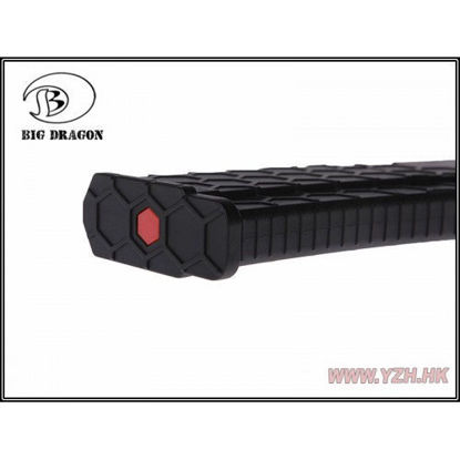 Big Dragon Hexmag - 120 Round M4 (Mid cap) - Black