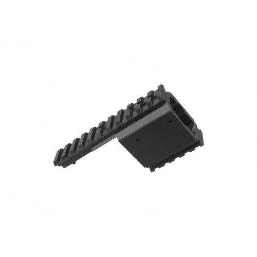 6 Shooters Dragon Rail Platform For Dan Wesson 715