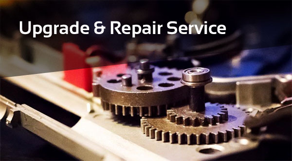 upgrade and repair service